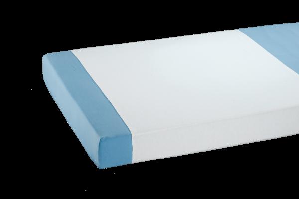 Suprima Stecklaken Frottee 3051 weiß Bettschutz bezogen