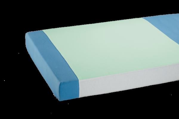 Suprima Mehrfach-Bettauflage 3108 mint weiß Bettschutz bezogen