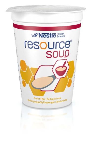 Resource® Soup Trinknahrung geflügelcreme 200 ml Ansicht