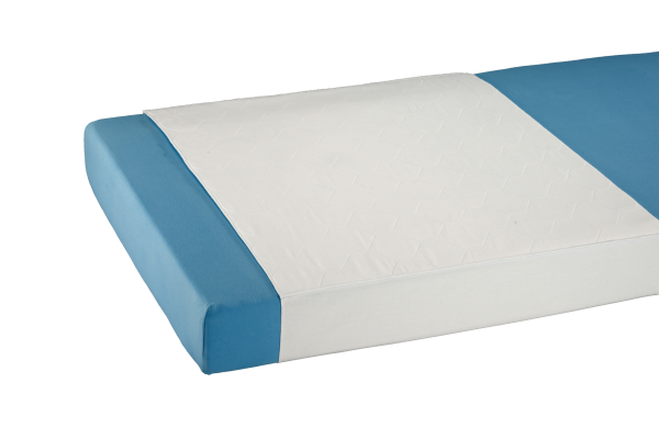 Suprima Mehrfach-Bettauflage 3109 weiß Bettschutz bezogen